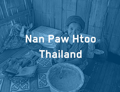 Paw Htoo, Thailand