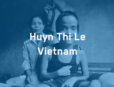 Huyn Thi Le, Vietnam